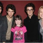 rachel oneill and the jonas brothers